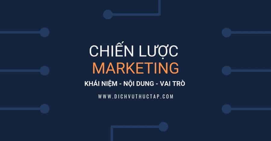 Chiến lược Marketing đóng vai trò hết sức quan trọng đối với doanh nghiệp vì nó quyết định rất lớn đến hình ảnh thương hiệu của doanh nghiệp. Hy vọng những kiến thức cơ bản vừa rồi sẽ giúp bạn có cái nhìn rõ hơn và định hướng được chiến lược phát triển marketing của mình.